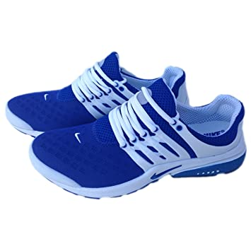 new style d6217 79aa3 Nike Air Presto Blue White Womens Size 5.5 Trainers Shox ...