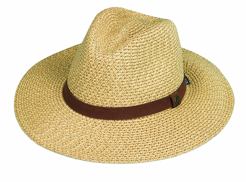 Wallaroo Men's Outback Sun Hat - 100% Paper Braid - Classy Style 8479