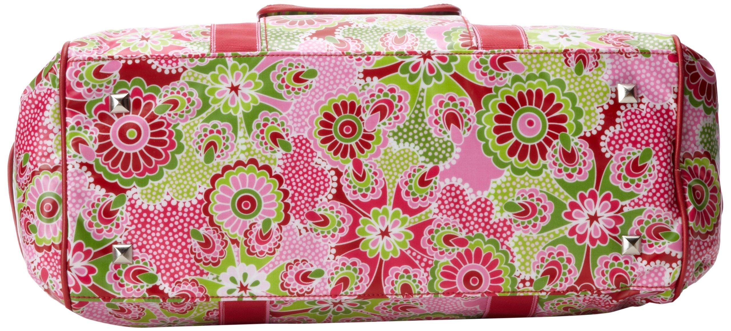 Hadaki Cool HDK826 Duffle Bag,Jazz Ruby,One Size by HADAKI (Image #5)