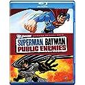 Superman/Batman: Public Enemies Standard Edition on Blu-ray