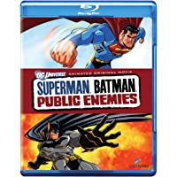 Superman/Batman: Public Enemies Standard Edition on Blu-ray