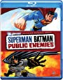 Superman/Batman: Public Enemies [Blu-ray]