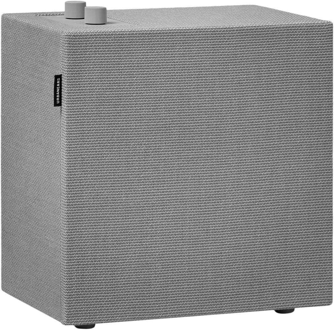 Urbanears Stammen- Altavoz Multiroom Bluetooth y Wifi, color gris