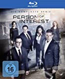 Person of Interest Staffel 1-5 (exklusiv bei Amazon.de) [Blu-ray] [Limited Edition]