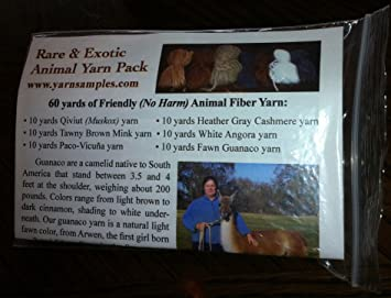 Rare & Exotic Animal Cable de hilo Sampler Pack
