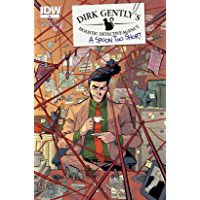Dirk Gently's Holistic Detective Agency: A Spoon Too Short #1 (of 5) (English Edition)