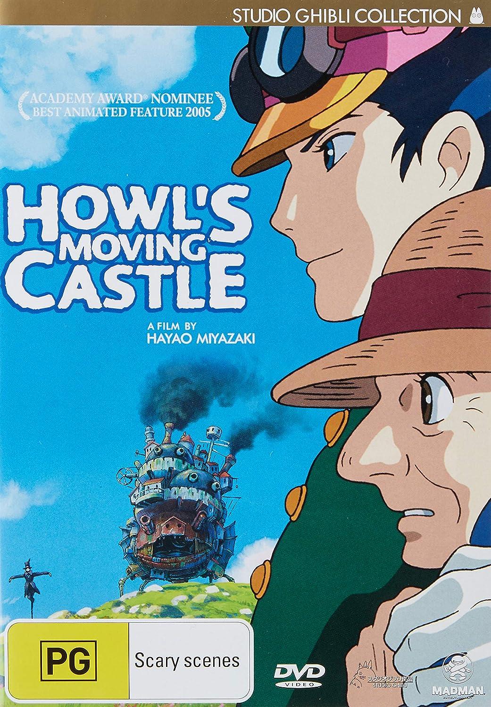 Image result for howl's moving castle dvd