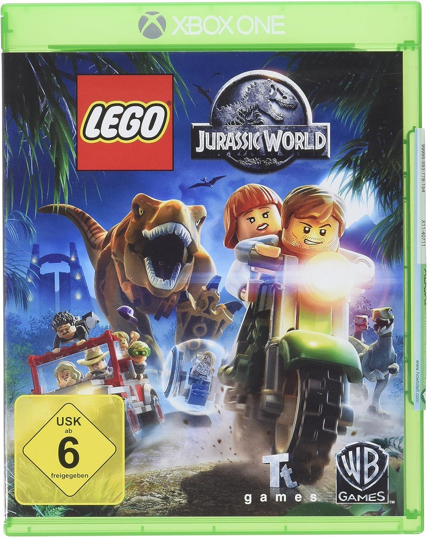 LEGO Jurassic World - Xbox One [Importación alemana]: Amazon.es ...