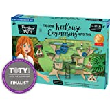 Thames & Kosmos Pepper Mint in The Great Treehouse Engineering Adventure Science Experiment Kit