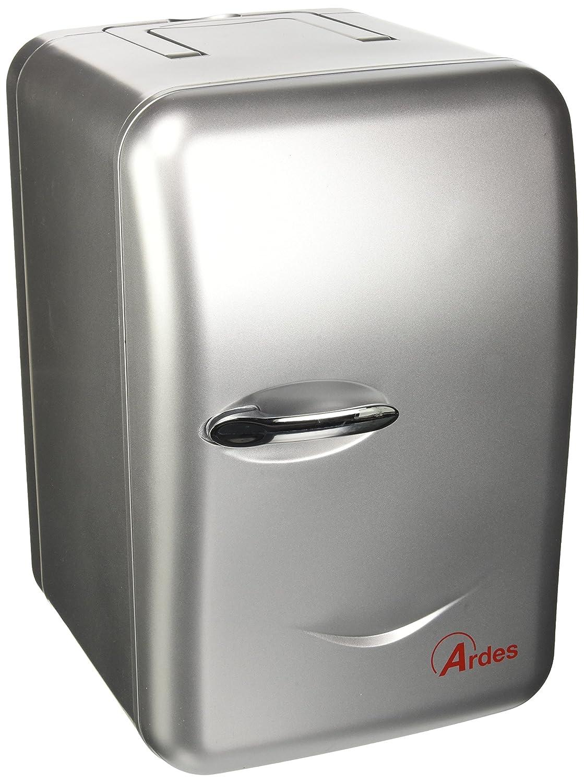 Silver Ice AR5I04 - Mini Nevera (58 W, 4 l), Color Negro