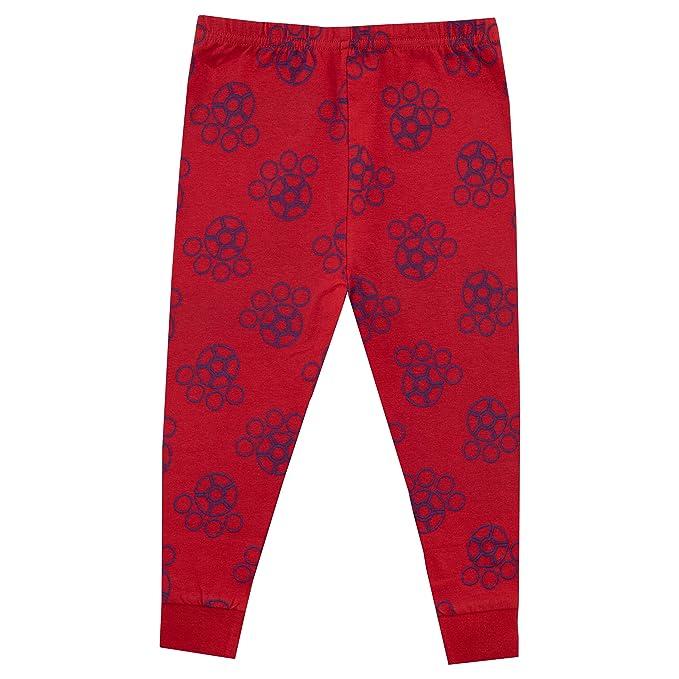 Disney Pijamas para Niños Ajuste Ceñido Bingo y Rolly: Amazon.es: Ropa y accesorios