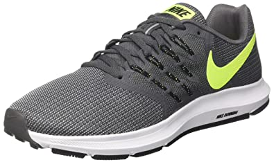 06ede0de29b25 Nike Men's Run Swift Running Shoe/Grey-Blk(8 US_7 UK_EURO-41): Buy ...