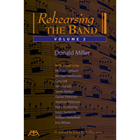 Rehearsing the Band, Volume 2 book cover
