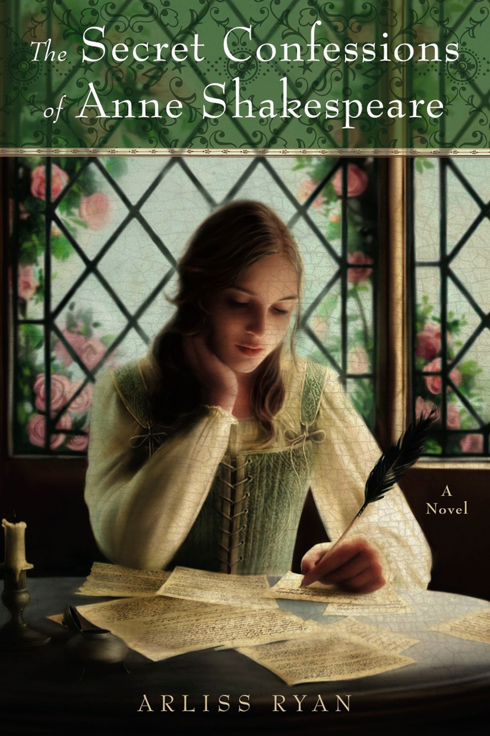 Read Online The Secret Confessions of Anne Shakespeare ebook
