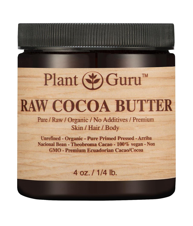 Plant Guru Raw Cocoa Butter