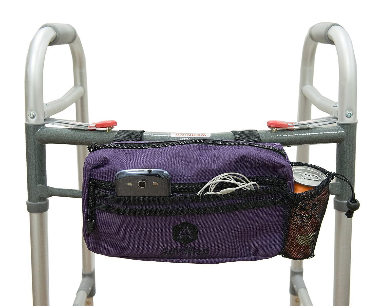 Amazon.com: Bolsa para silla de ruedas, andador, etc. De ...