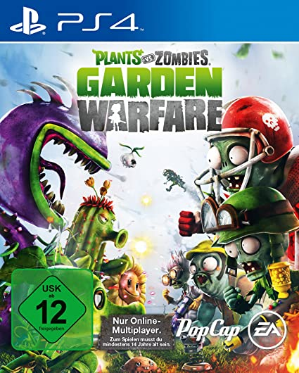 Electronic Arts Plants vs. Zombies Garden Warfare PS4 Básico ...