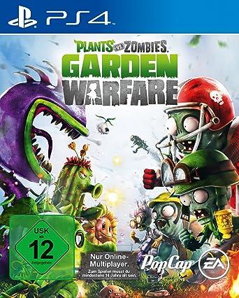 Pflanzen gegen Zombies Garden Warfare  PlayStation 4 Amazon