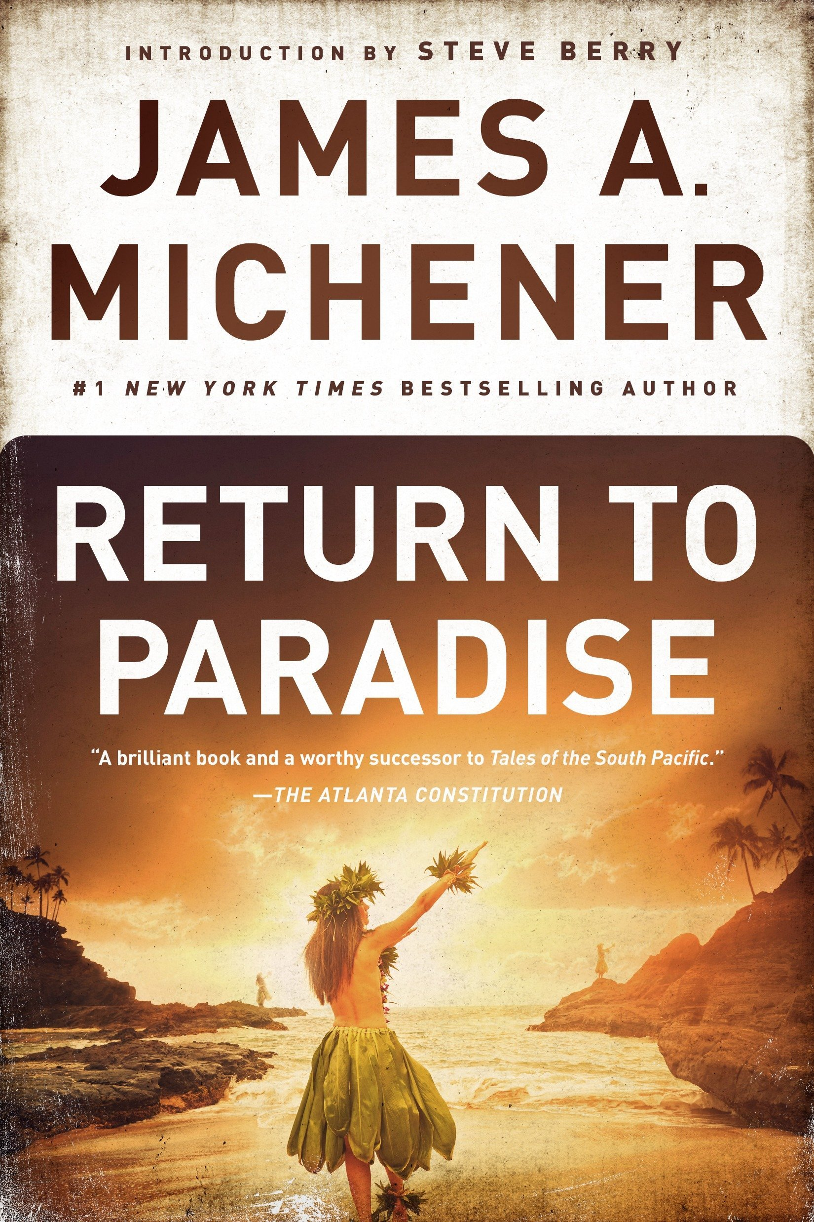 Return to Paradise por James A Michener