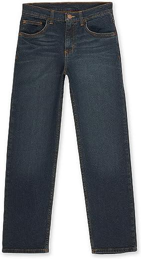 جينز جينز أولادي من Wrangler أولادي بمقاس مستقيم