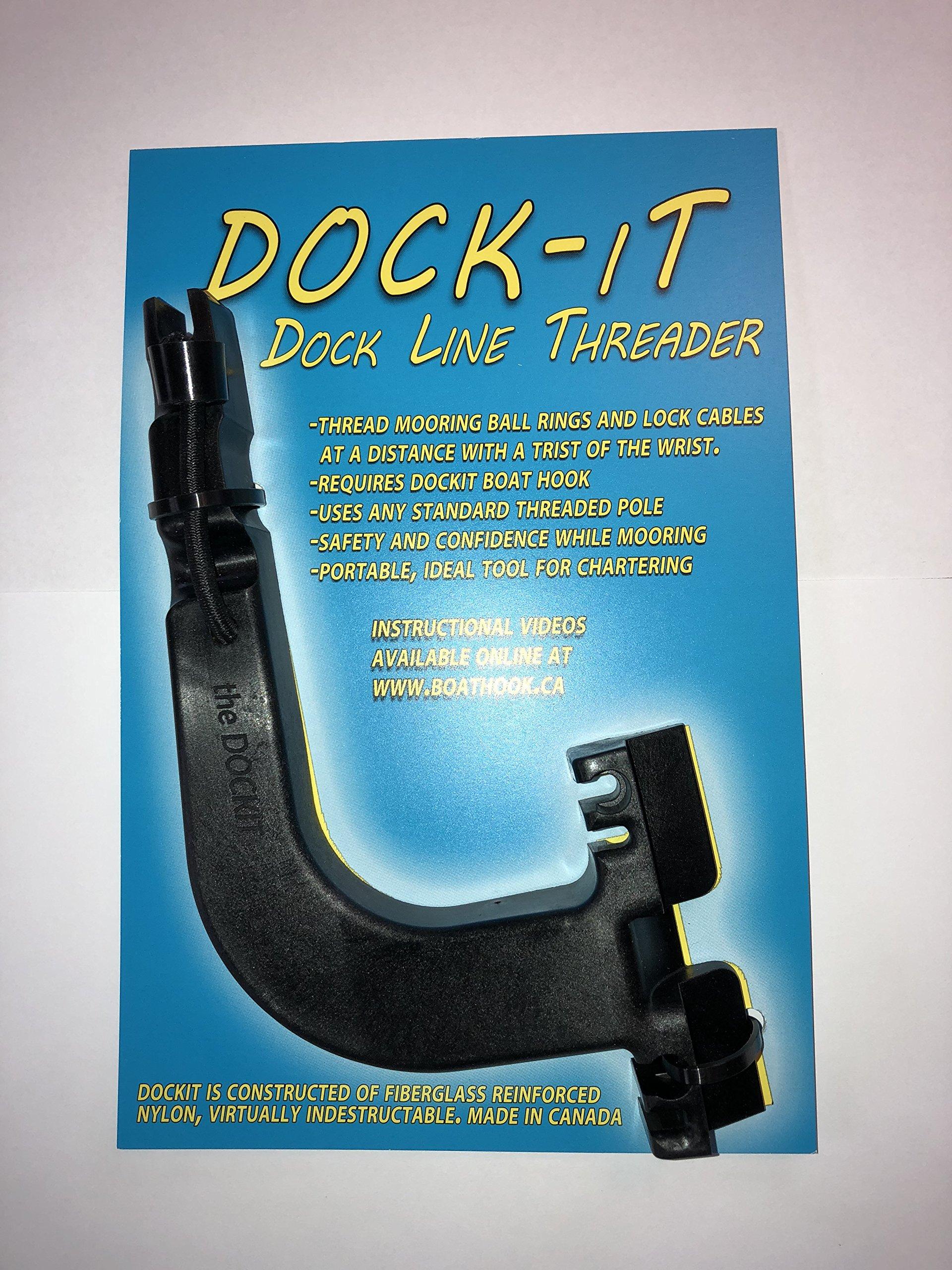 Dockit Mooring line threader