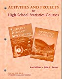 Activities and Projects for High School Statistics Courses