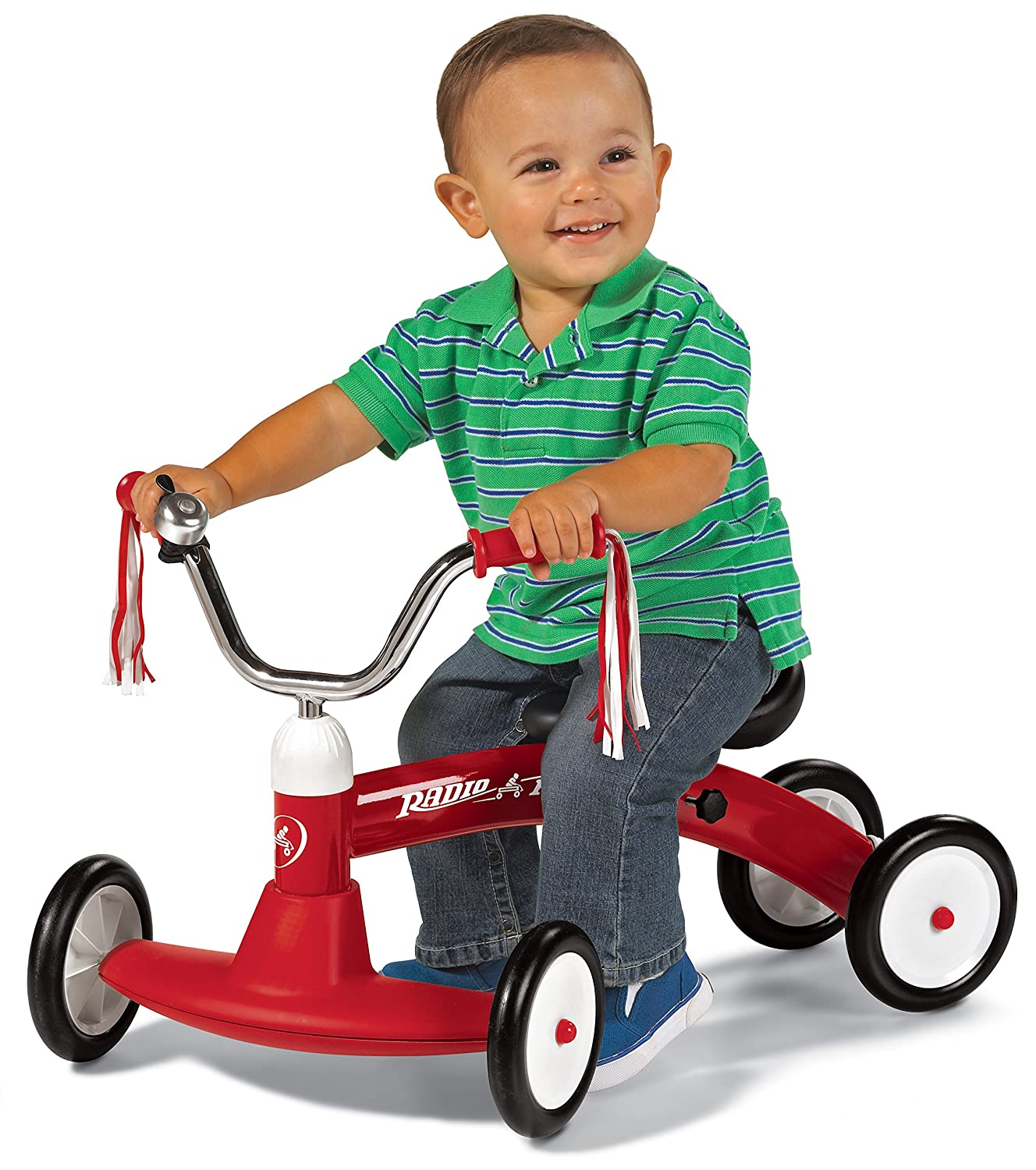 Amazon Radio Flyer Scoot About Toys & Games