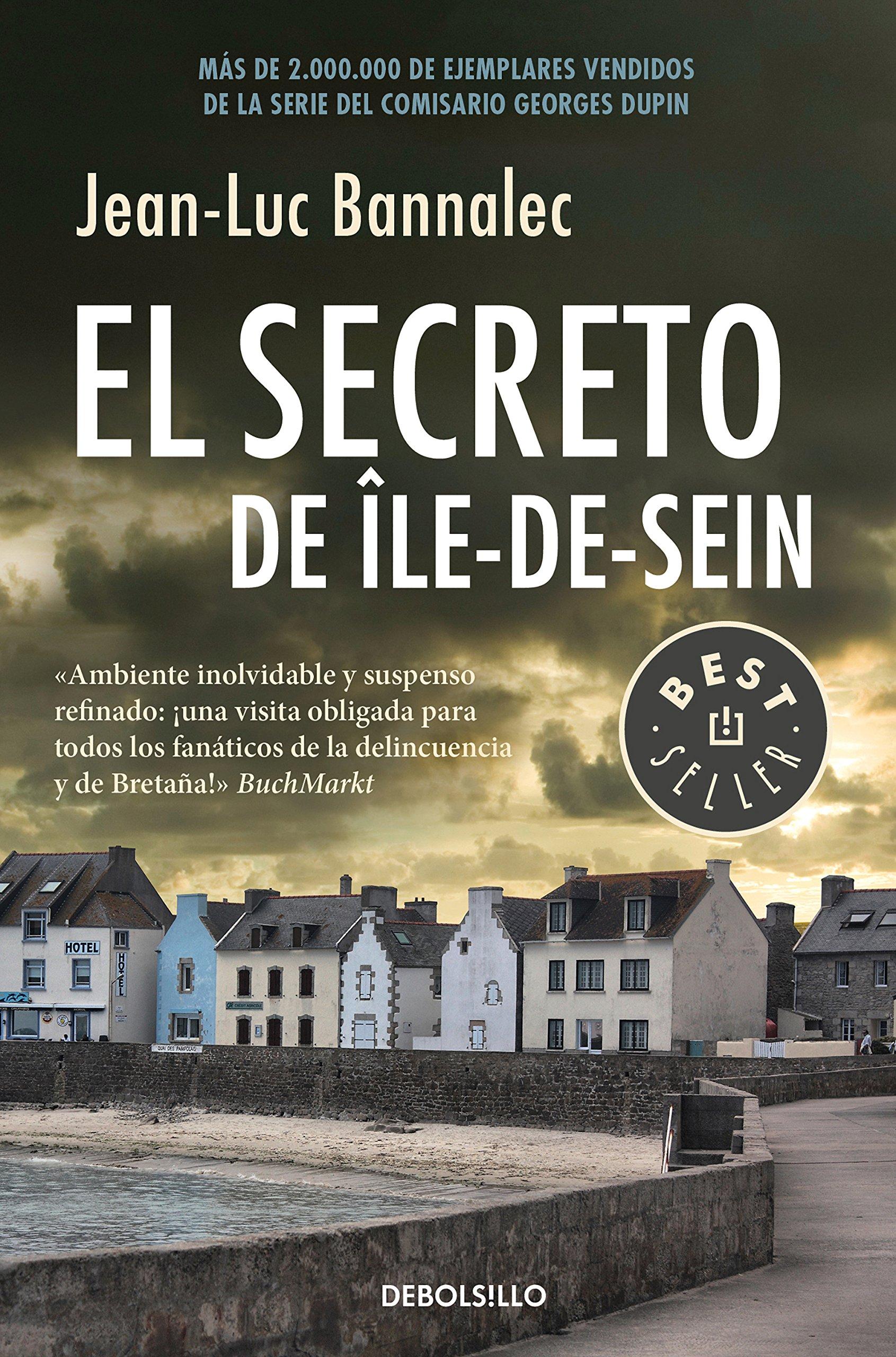 El secreto de Île-de-Sein (Comisario Dupin 5): Amazon.es: Jean-Luc  Bannalec, Marta Mabres Vicens;: Libros