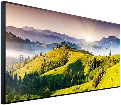 Calefacción por infrarrojos de calefacción 750 W Otoño Oferta con muchos motivos de infraro TPro®
