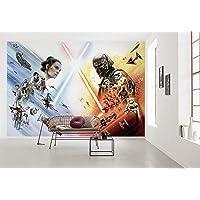 Komar 8-4114 fotobehang EP9 Movie Poster Wide-grootte 368 x 254 cm (breedte x hoogte), Kylo Ren, Star Wars 9, Skywalker…