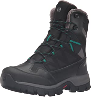 d4c89e8afec Amazon.com | Salomon Women's Kaina CS Waterproof 2 Snow Boot | Snow ...