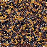 Raw Baltic Amber Loose Beads 100 Pcs( 10g. ) - Multicolored - 100% Genuine Baltic Amber Guaranteed