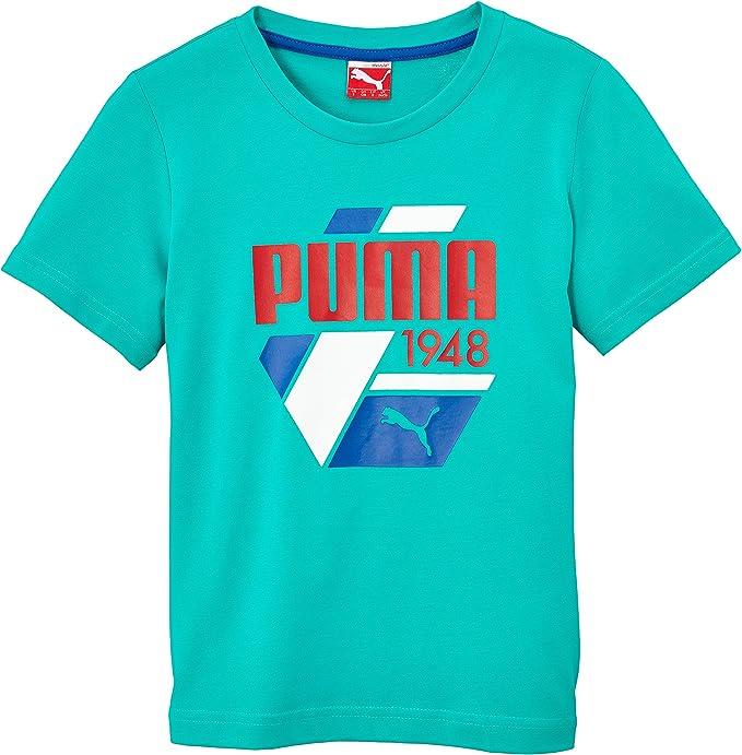 PUMA T-Shirt TD tee - Camisa/Camiseta para niña: Amazon.es: Ropa y accesorios