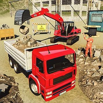 Amazon com: City Builder Road Construction Simulator 2019