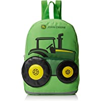 John Deere Tractor Toddler Backpack