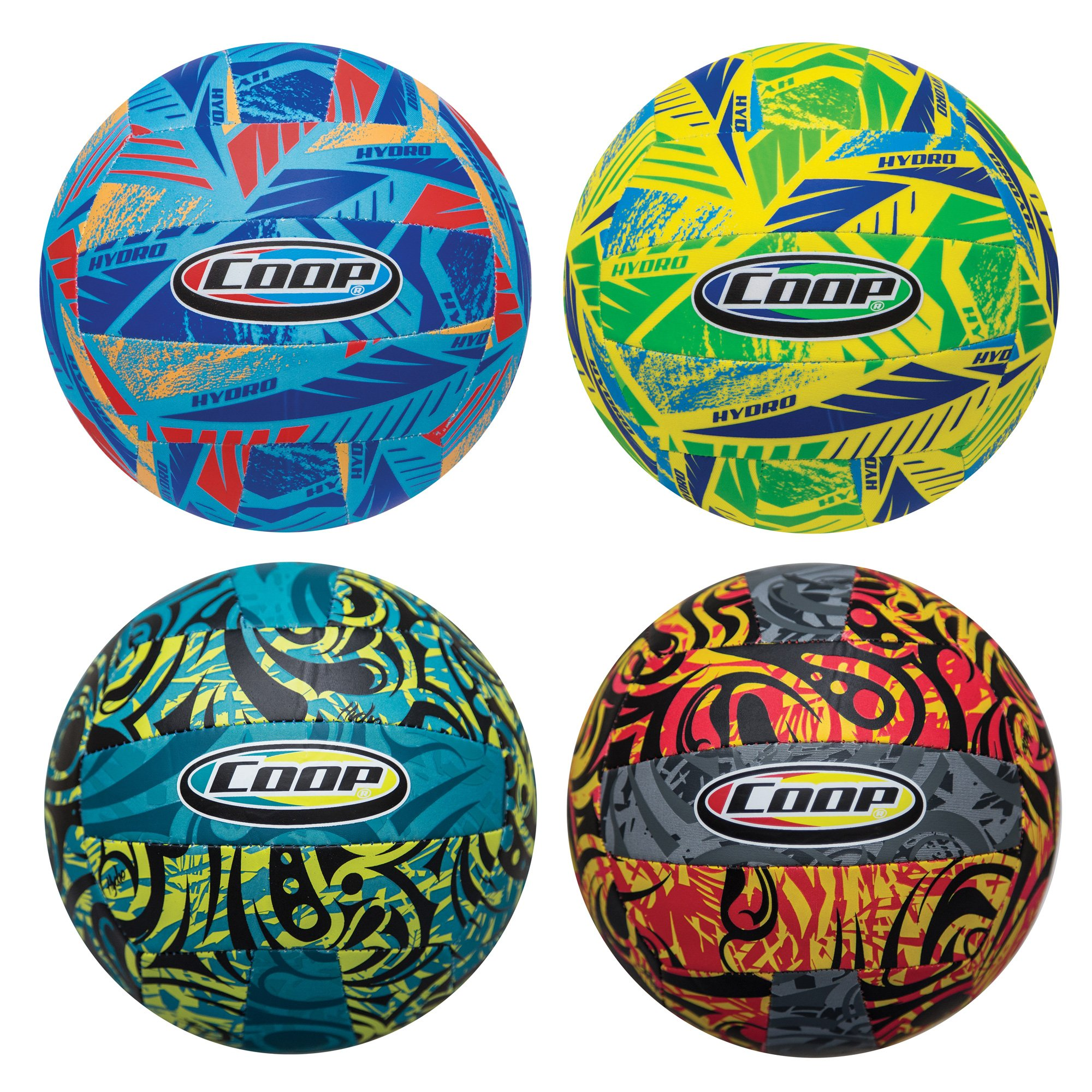COOP Hydro Volleyball, Colors May Vary