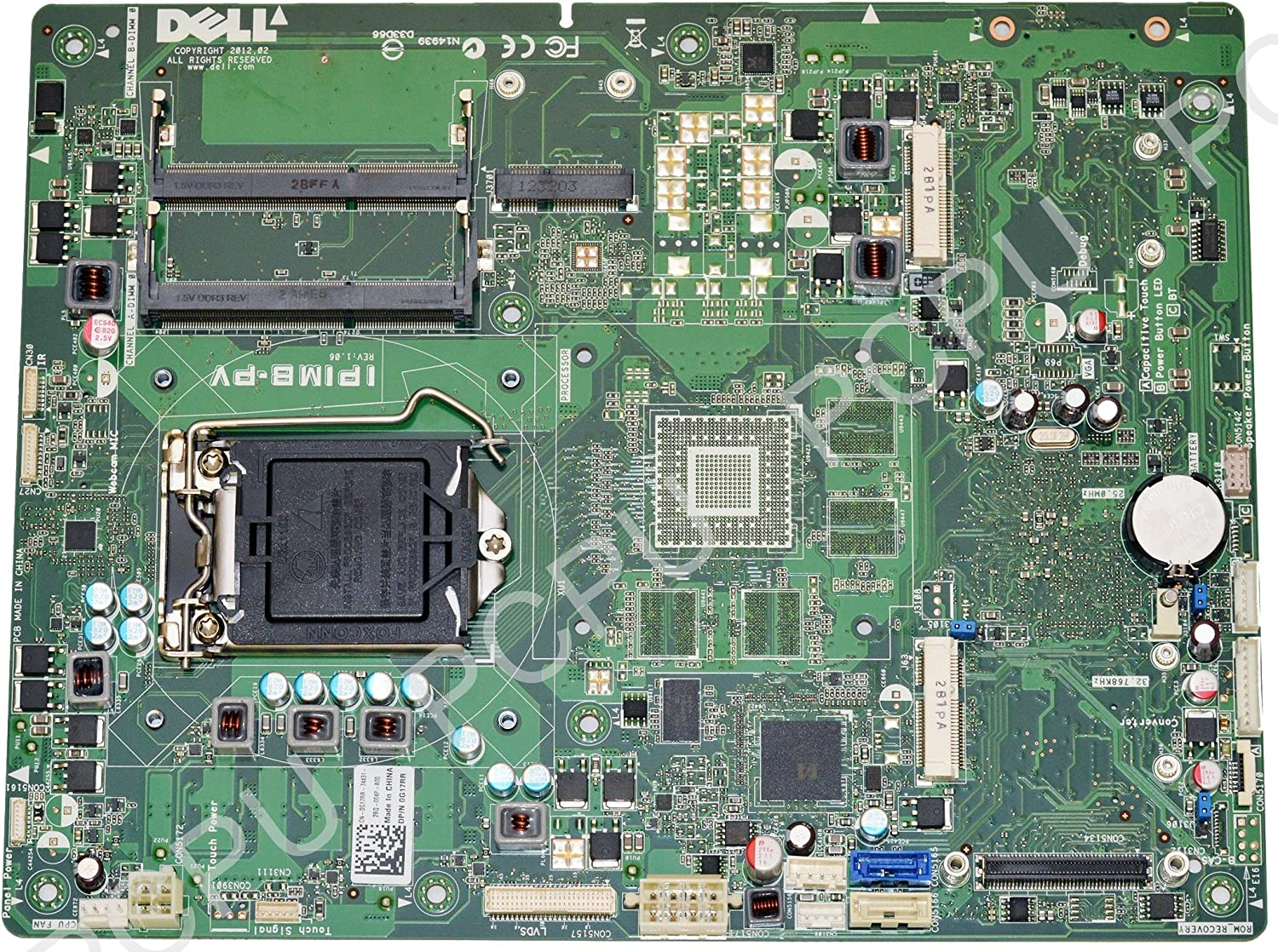 "Dell XPS 2710 27"" AIO Intel Motherboard s115X"
