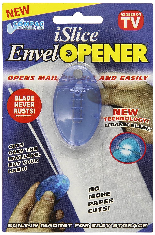Slice Compac Envelopener, Blue Enveloper