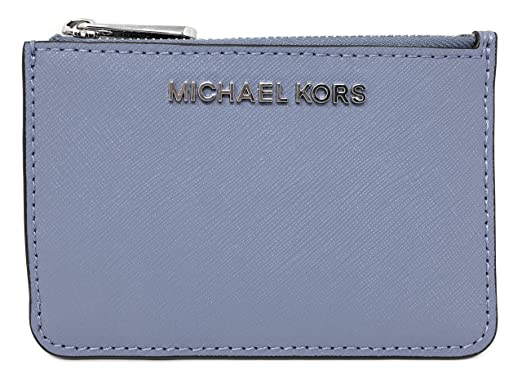 Michael Kors Jet Set Travel Small Top Zip Coin Pouch with ID ...