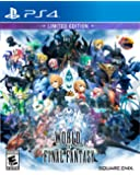 World of Final Fantasy - Limited Edition - PlayStation 4