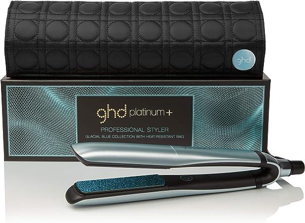 ghd platinum+ glacial blue - Plancha de pelo profesional, tecnología ultra-zone: Amazon.es: Salud y cuidado personal