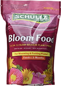 Schultz 018065 Spf48270 Slow-Release Bloom Fertilizer 3.5 Lbs