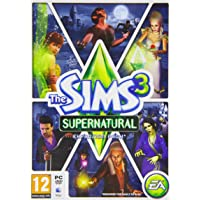 The Sims 3 Supernatural Expansion Pack [Importación
