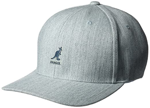 43aefb28c14 Kangol Men s Wool Flexfit Baseball Cap at Amazon Men s Clothing store
