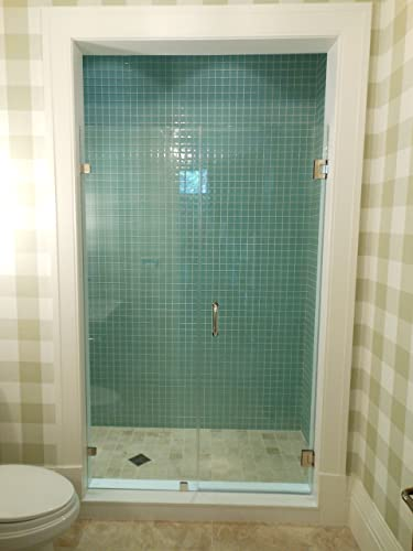 Custom Frameless Shower Door 3 8 Glass, Hard Combo up to 60