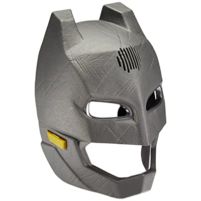 Batman v Superman: Dawn of Justice Batman Voice-Changer Helmet: Toys & Games