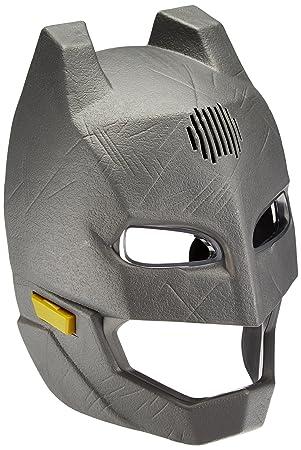 Batman - Máscara con luces y la voz (Mattel DHY31) [Versión inglesa]
