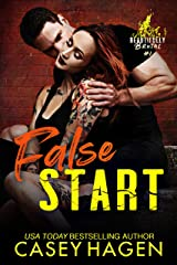 False Start: A Roller Derby Sports Romance (Beautifully Brutal Book 1) Kindle Edition