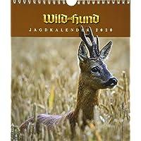 Jagdkalender Wandvariante 2020: WILD UND HUND