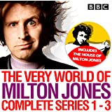 The Very World of Milton Jones: Series 1-3: The Complete BBC Radio 4 Collection